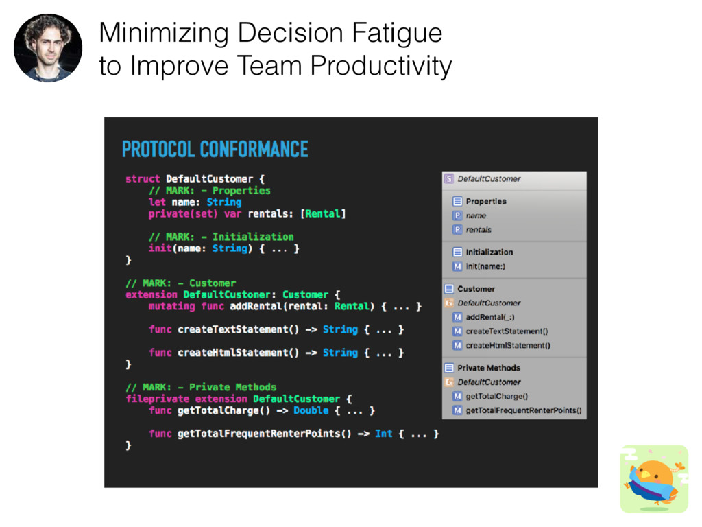 Minimizing Decision Fatigue to Improve Team Pro...