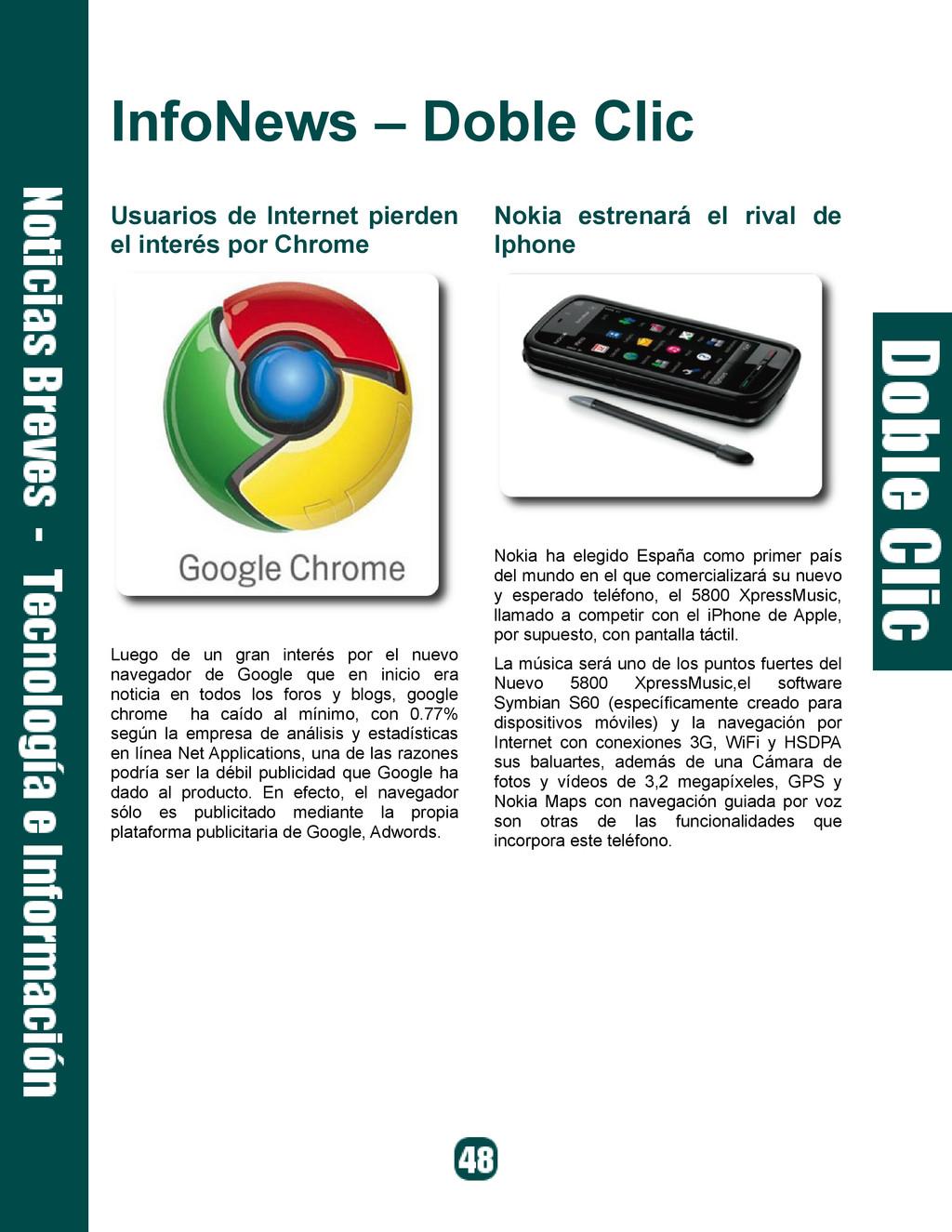 InfoNews – Doble Clic Usuarios de Internet pier...