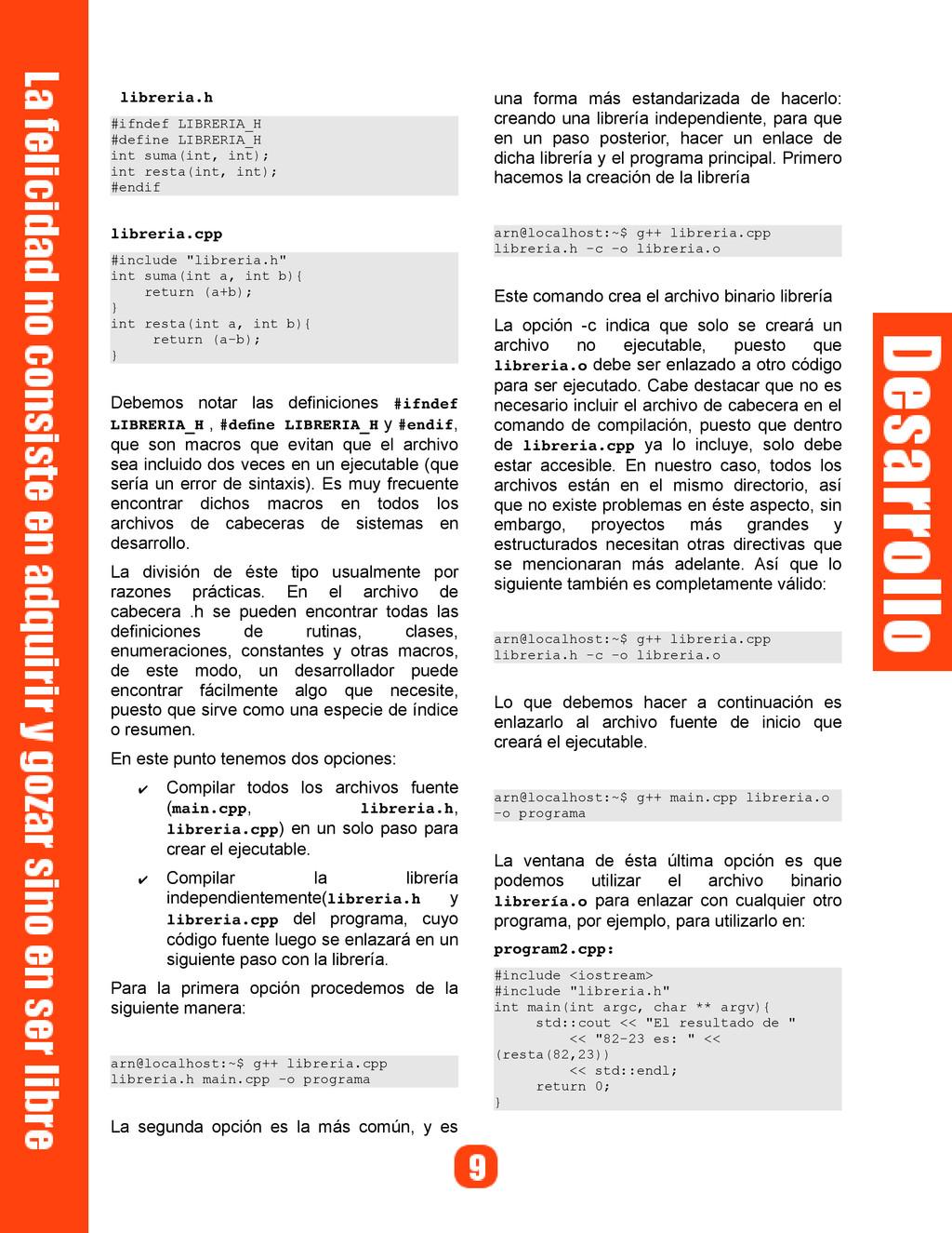 libreria.h #ifndef LIBRERIA_H #define LIBRERIA_...