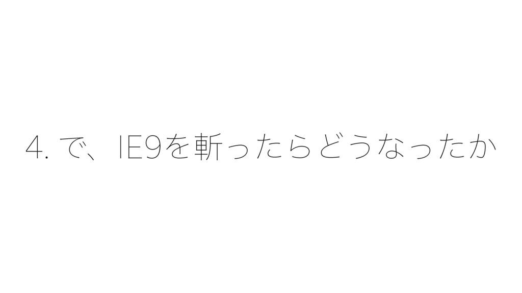 Ͱɺ*&ΛͬͨΒͲ͏ͳ͔ͬͨ