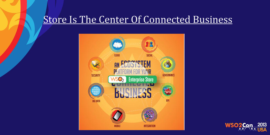 Store Is The Center Of Connected Business