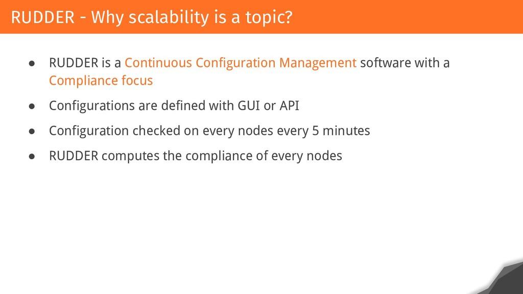 ● RUDDER is a Continuous Configuration Manageme...