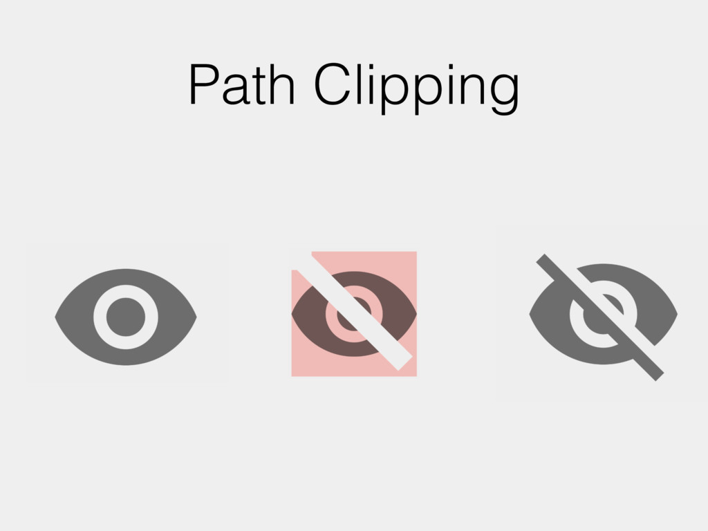 Path Clipping