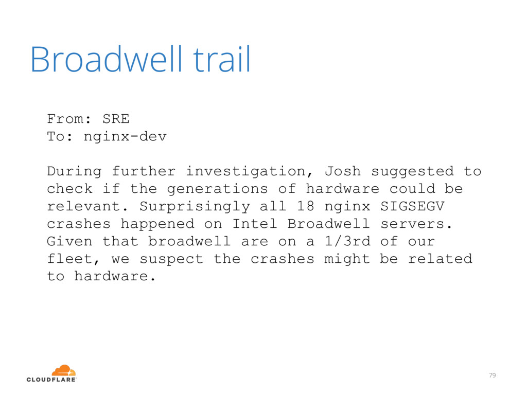 Broadwell trail 79 From: SRE To: nginx-dev Duri...