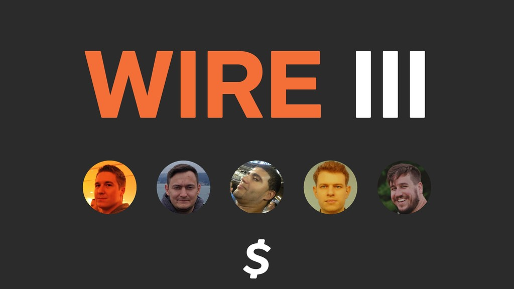 WIRE III