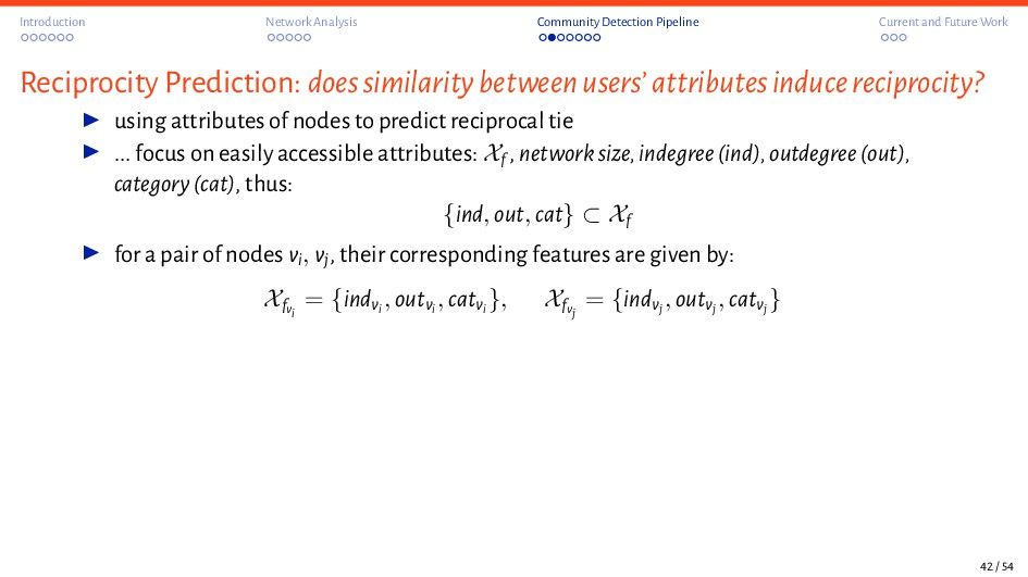 Introduction Network Analysis Community Detecti...
