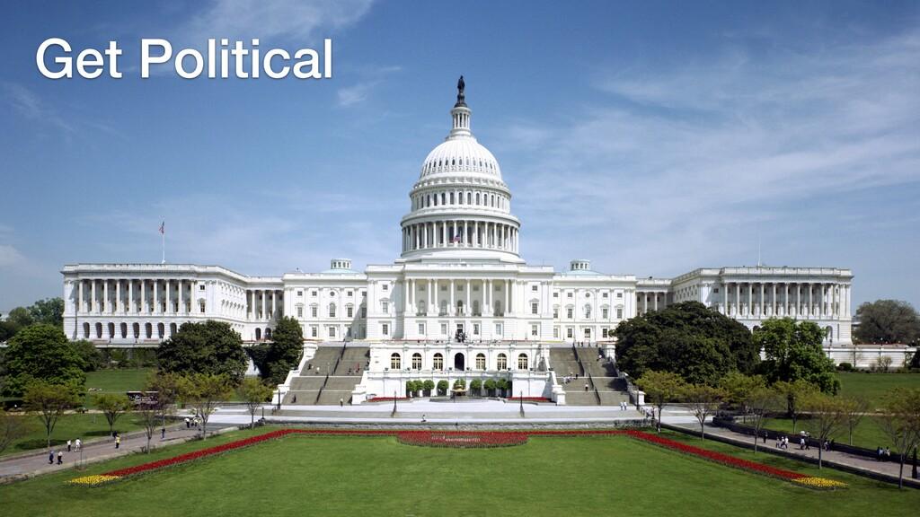 Get Political