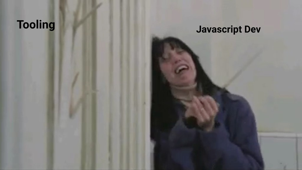 Javascript Dev Tooling