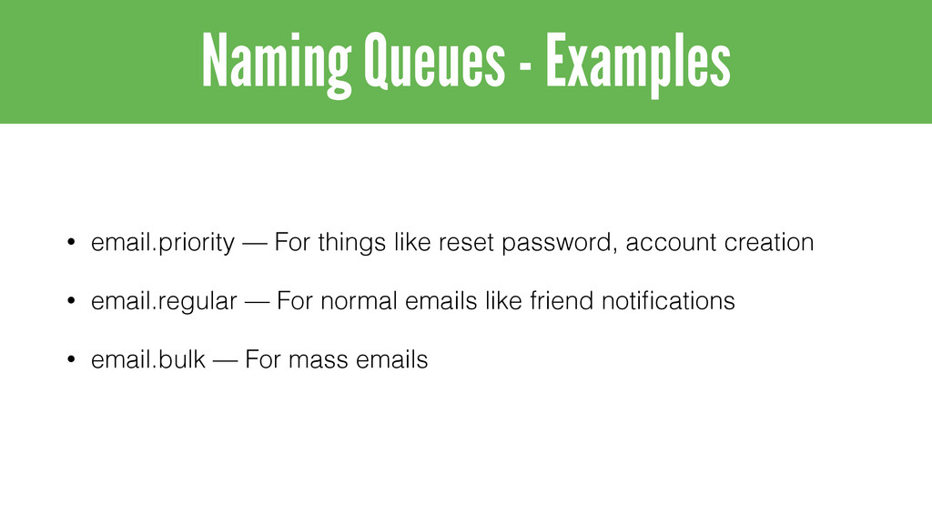 • email.priority — For things like reset passwo...