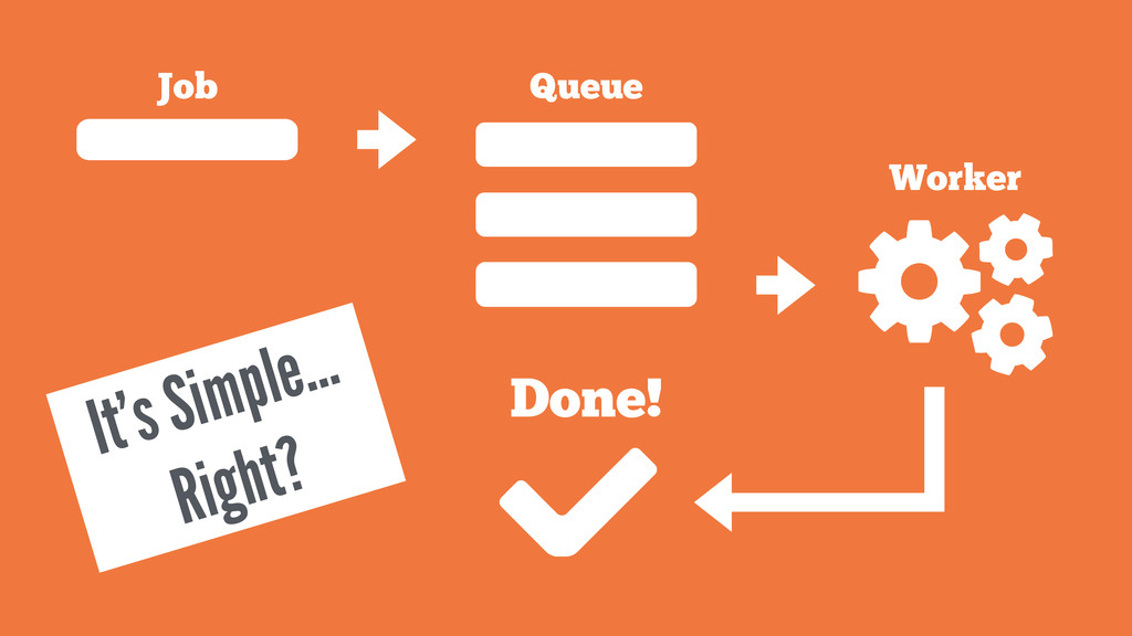 Job Queue Worker Done! It's Simple… Right?