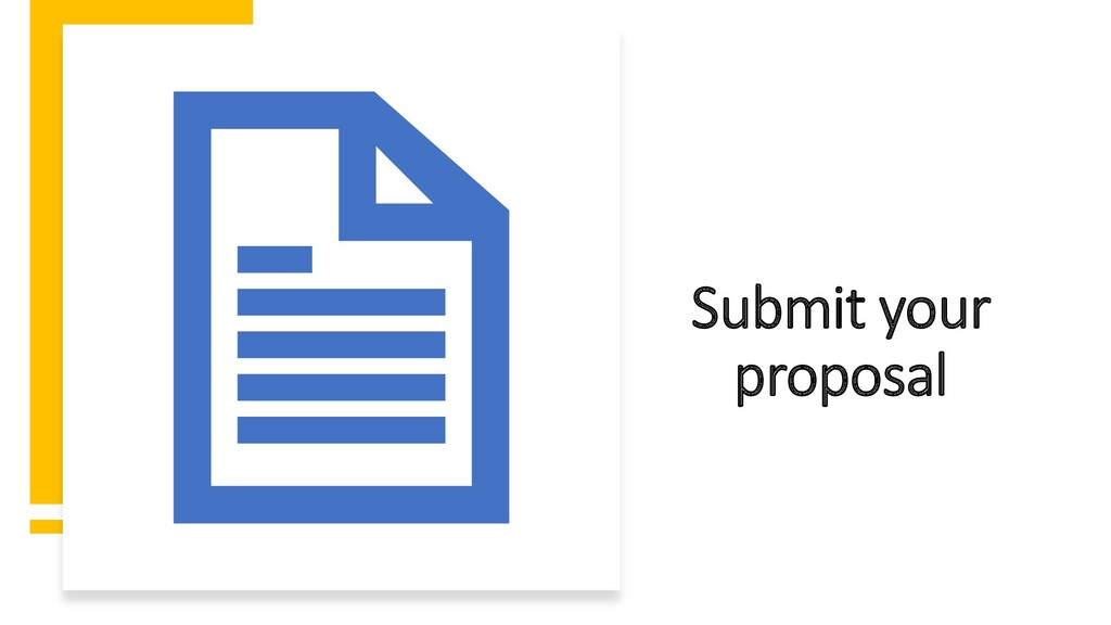 Interswitch - INTERNAL Submit your proposal
