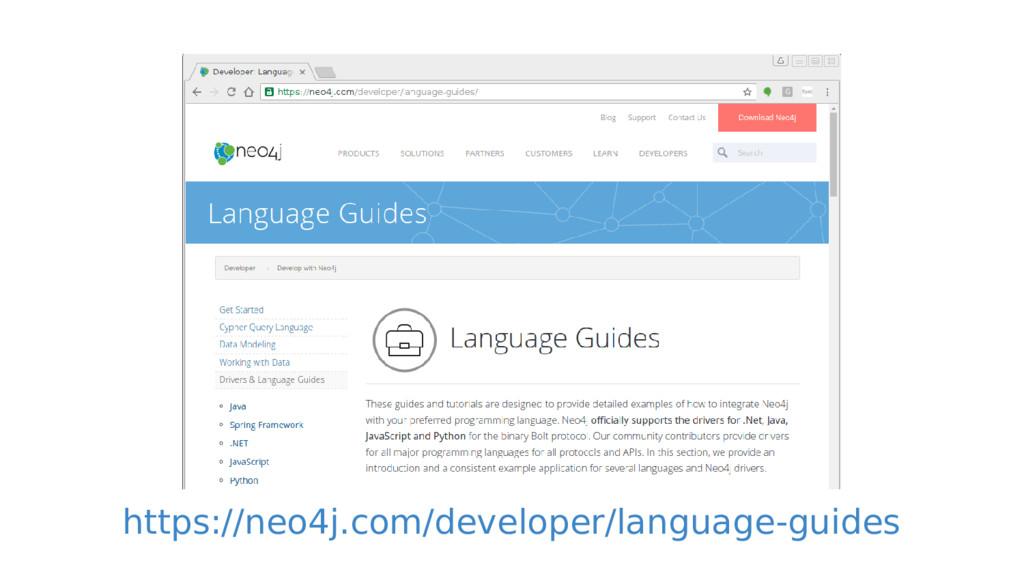 https://neo4j.com/developer/language-guides