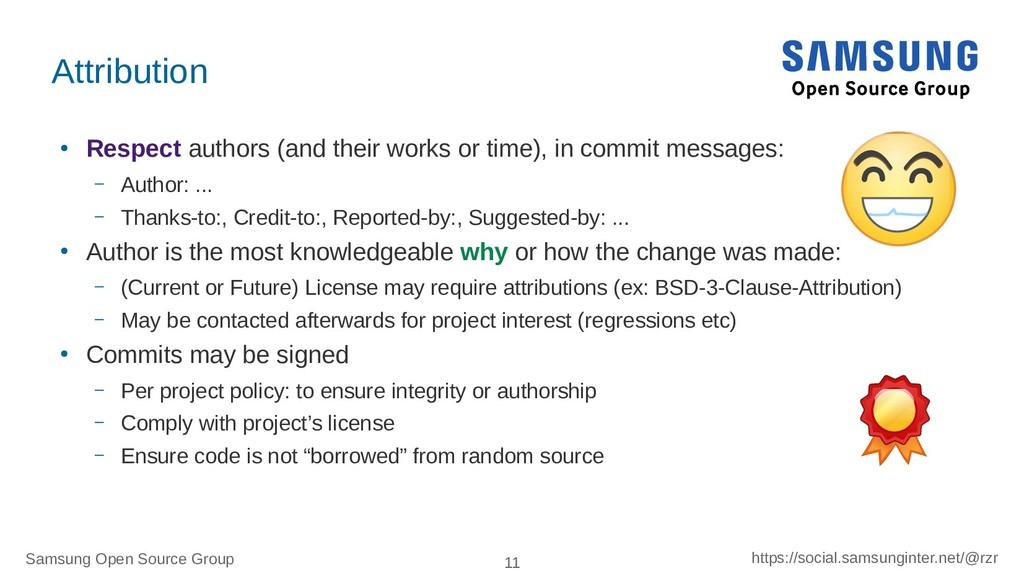 Samsung Open Source Group 11 https://social.sam...