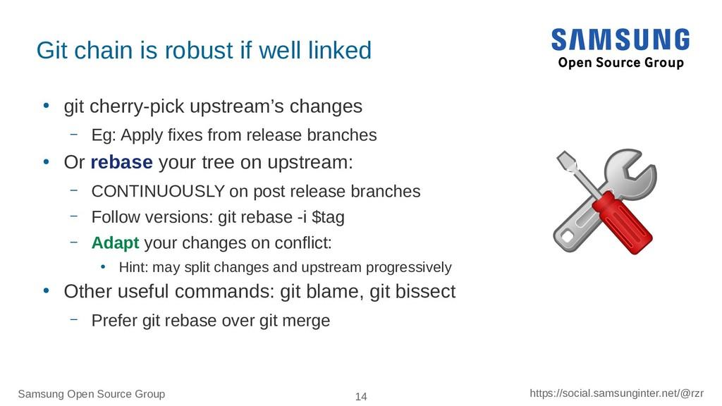 Samsung Open Source Group 14 https://social.sam...