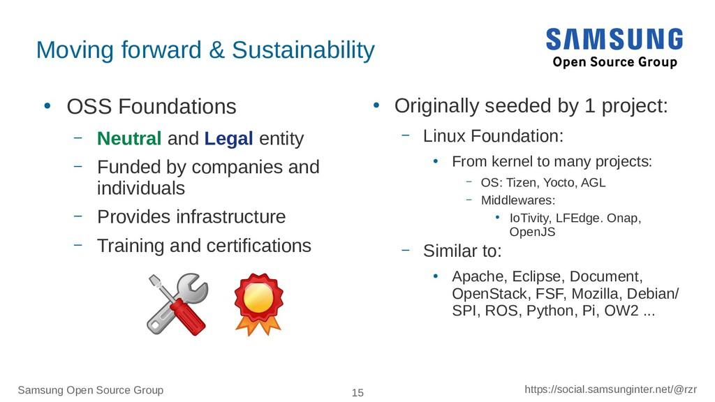 Samsung Open Source Group 15 https://social.sam...