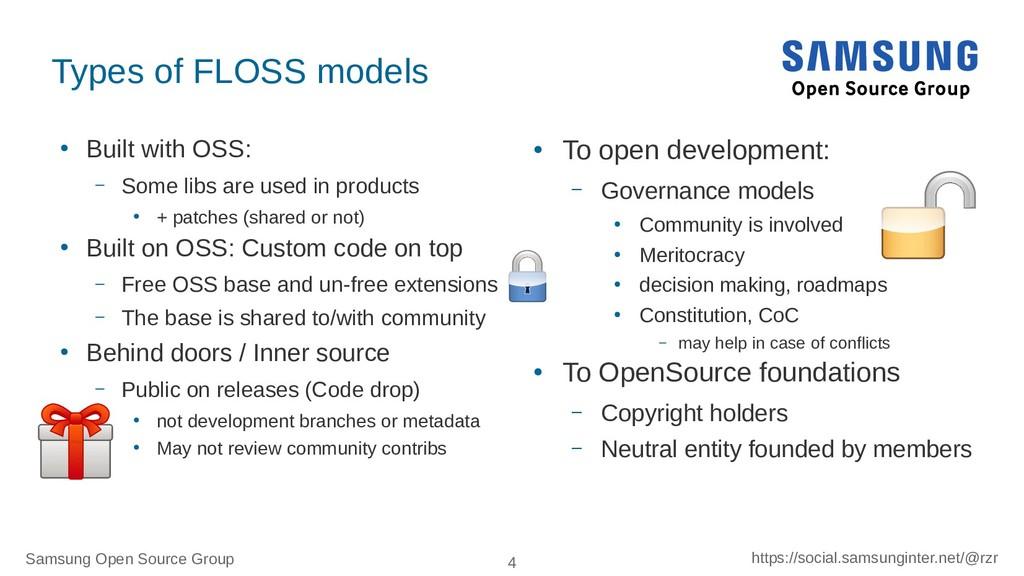 Samsung Open Source Group 4 https://social.sams...
