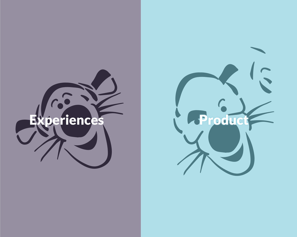 Experiences Product