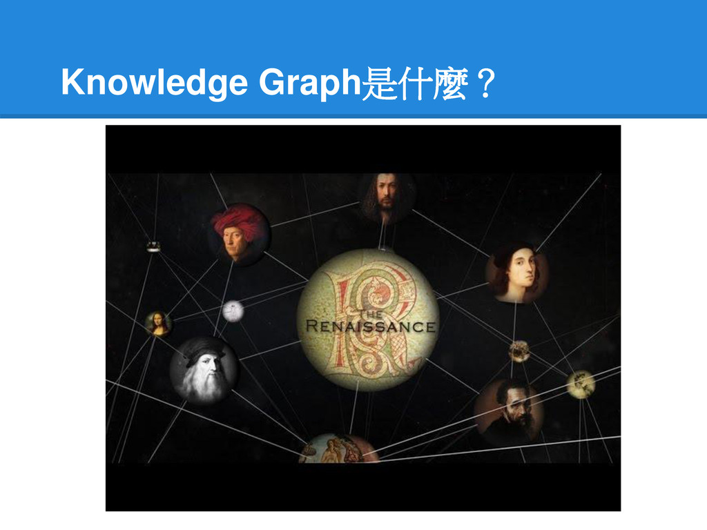Knowledge Graph是什麼?