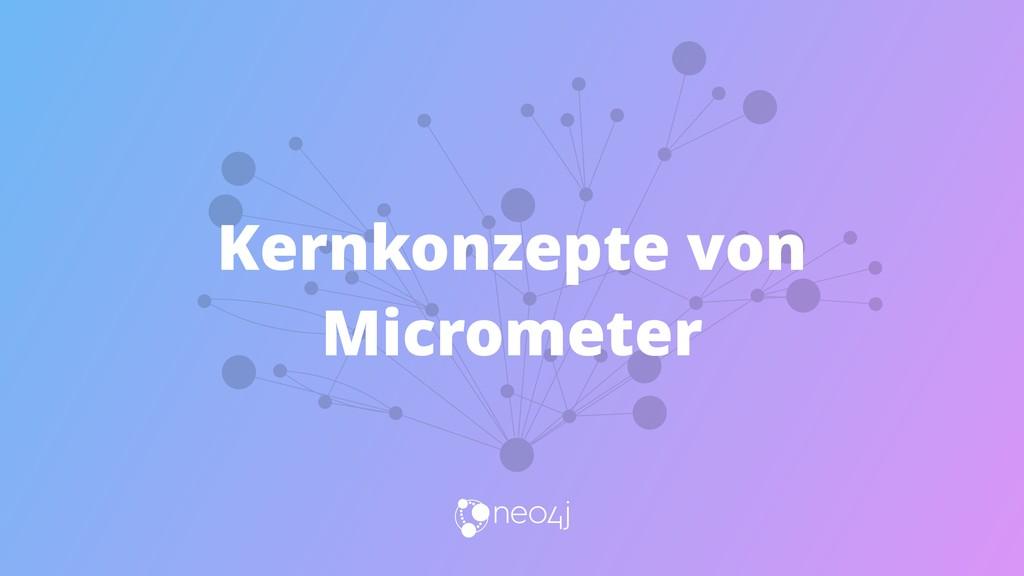 Kernkonzepte von Micrometer