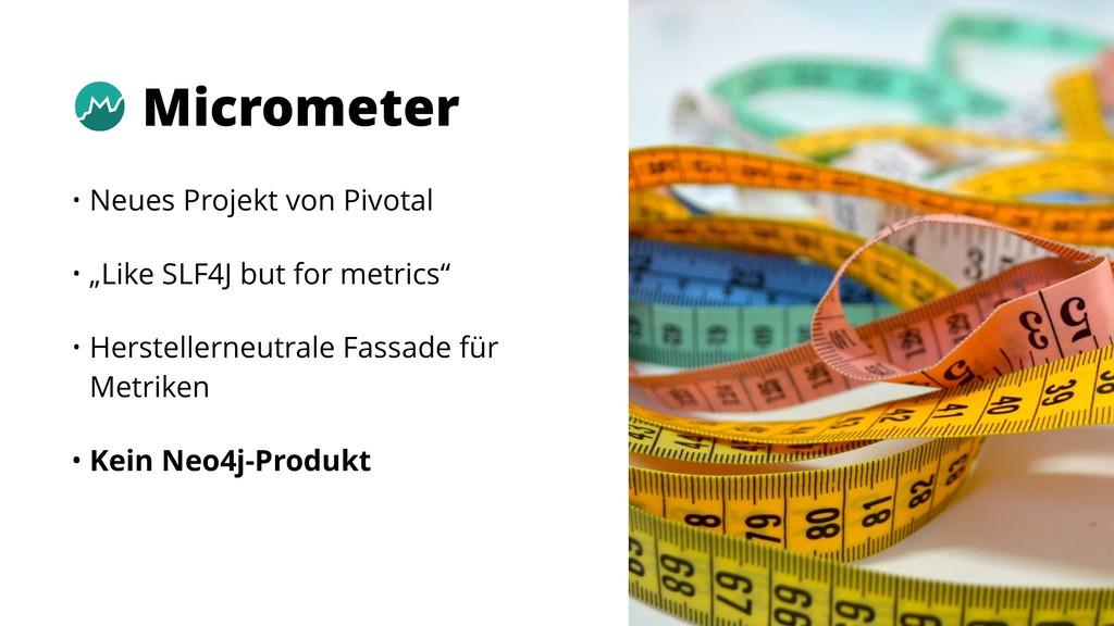 """13 • Neues Projekt von Pivotal • """"Like SLF4J bu..."""