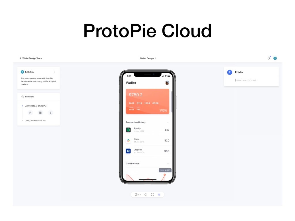 ProtoPie Cloud