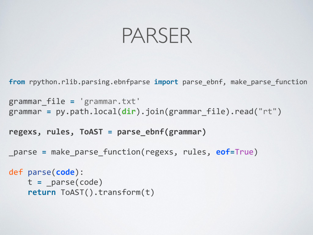 PARSER from rpython.rlib.parsing.ebnfparse impo...