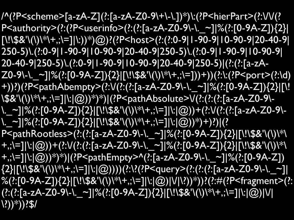 /^(?P<scheme>[a-zA-Z](?:[a-zA-Z0-9\+\-\.])*)\:(...