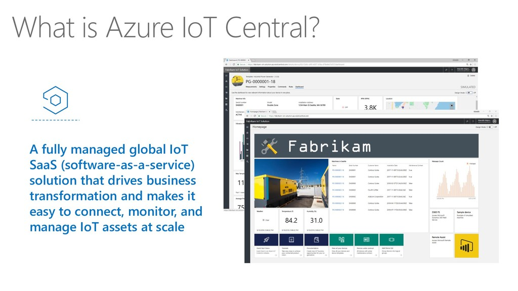 A fully managed global IoT SaaS (software-as-a-...