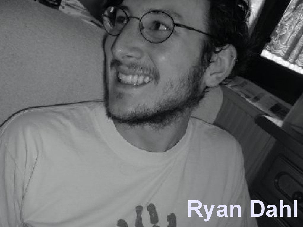 Ryan Dahl
