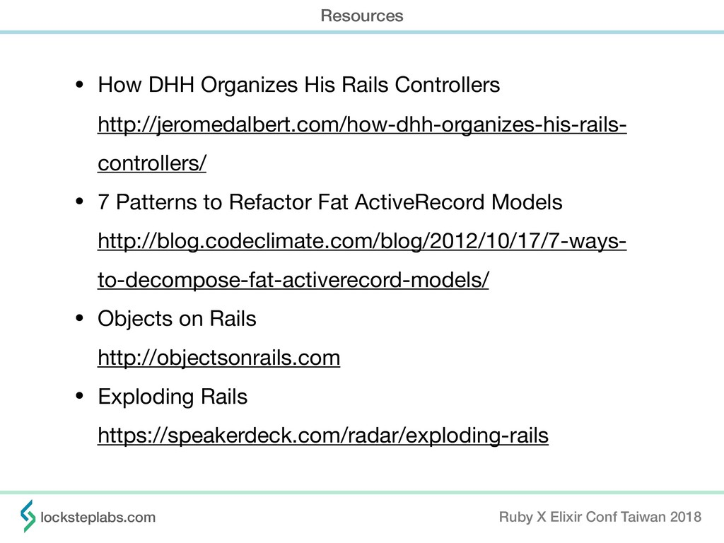 • How DHH Organizes His Rails Controllers
