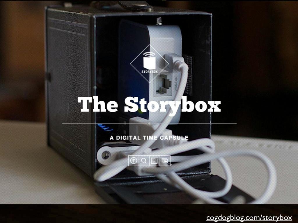 ! cogdogblog.com/storybox