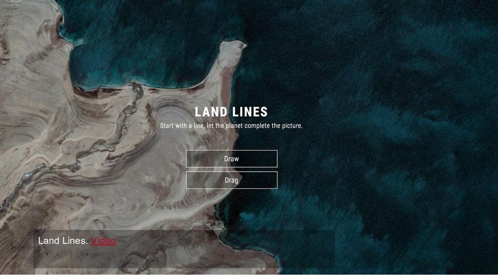 Land Lines. Vídeo