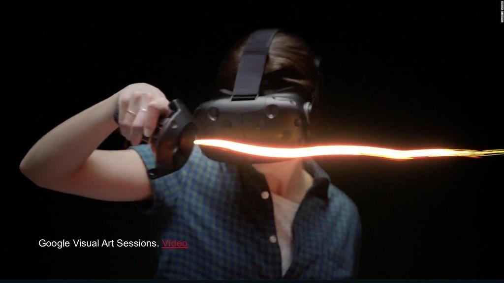 Google Visual Art Sessions. Vídeo