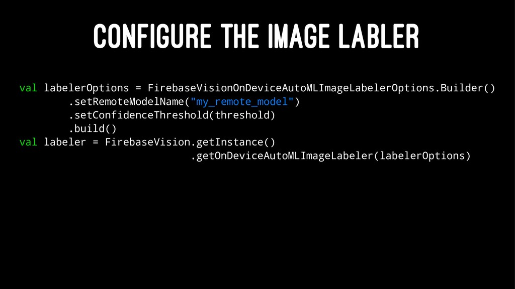 CONFIGURE THE IMAGE LABLER val labelerOptions =...