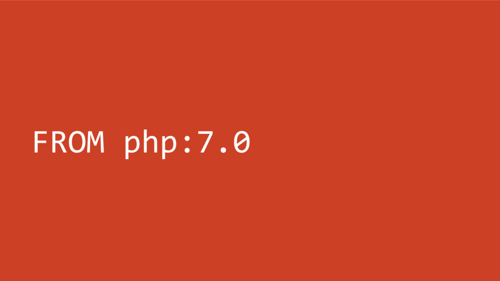 FROM php:7.0