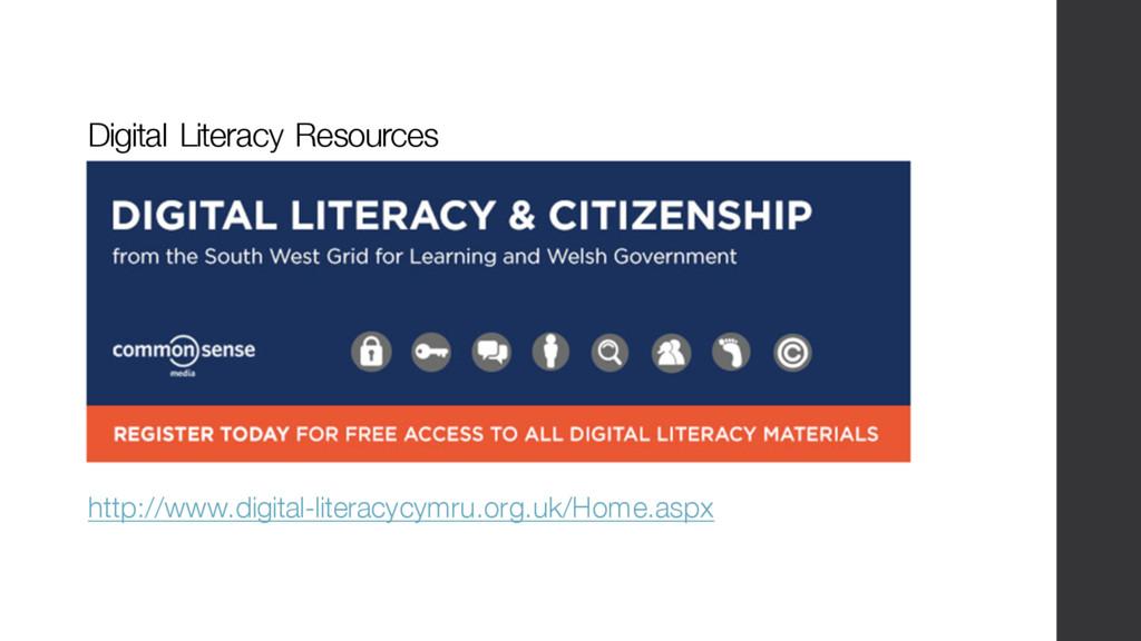 Digital Literacy Resources http://www.digital-l...