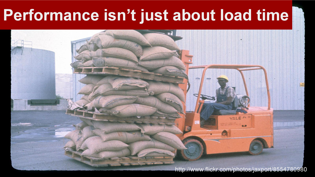 Performance isn't just about load time http://w...