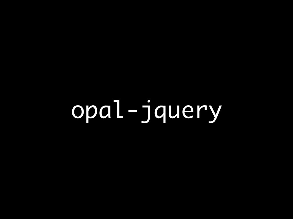 opal-jquery