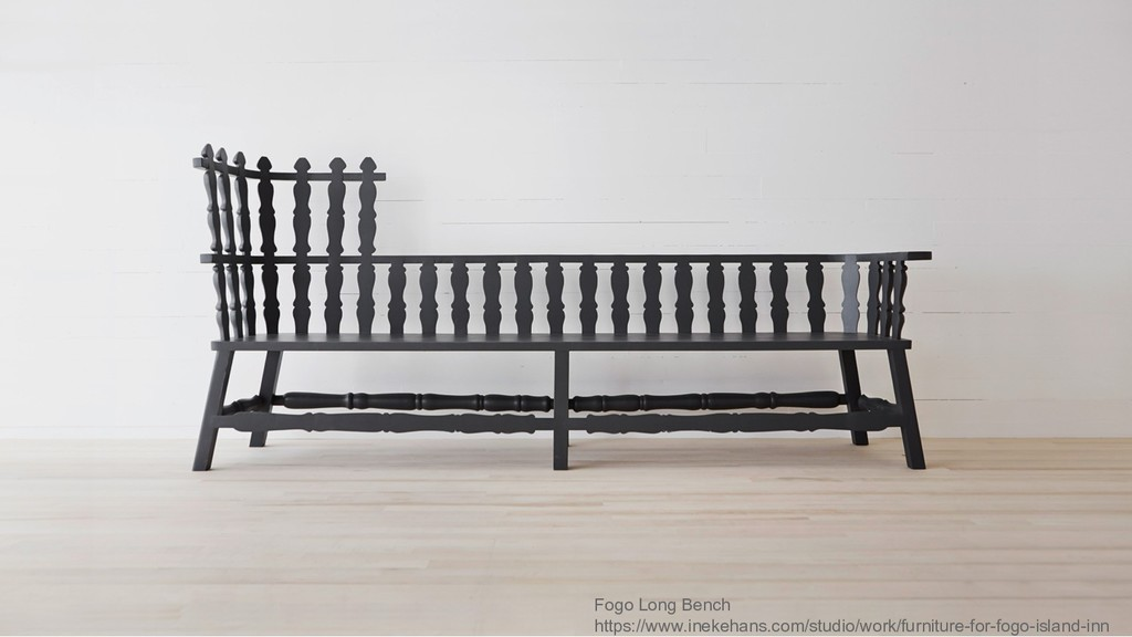 Fogo Long Bench https://www.inekehans.com/studi...