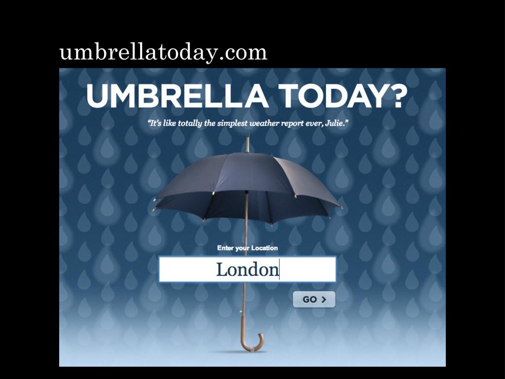 umbrellatoday.com