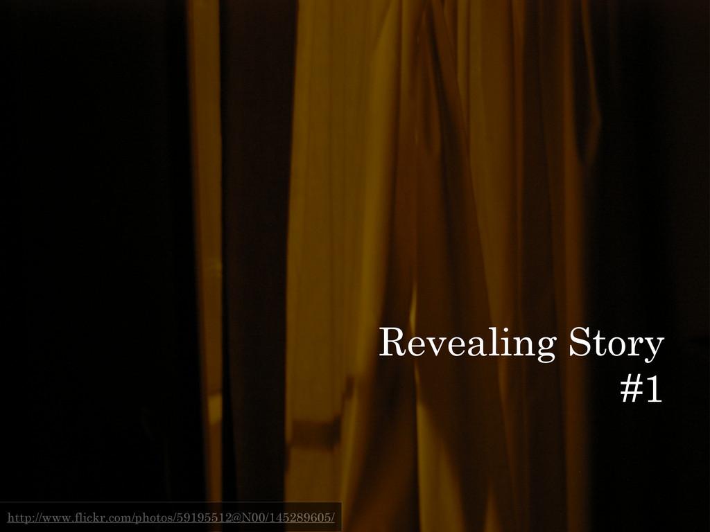 Revealing Story #1 http://www.flickr.com/photos...