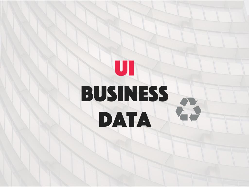 data UI Business 㿃