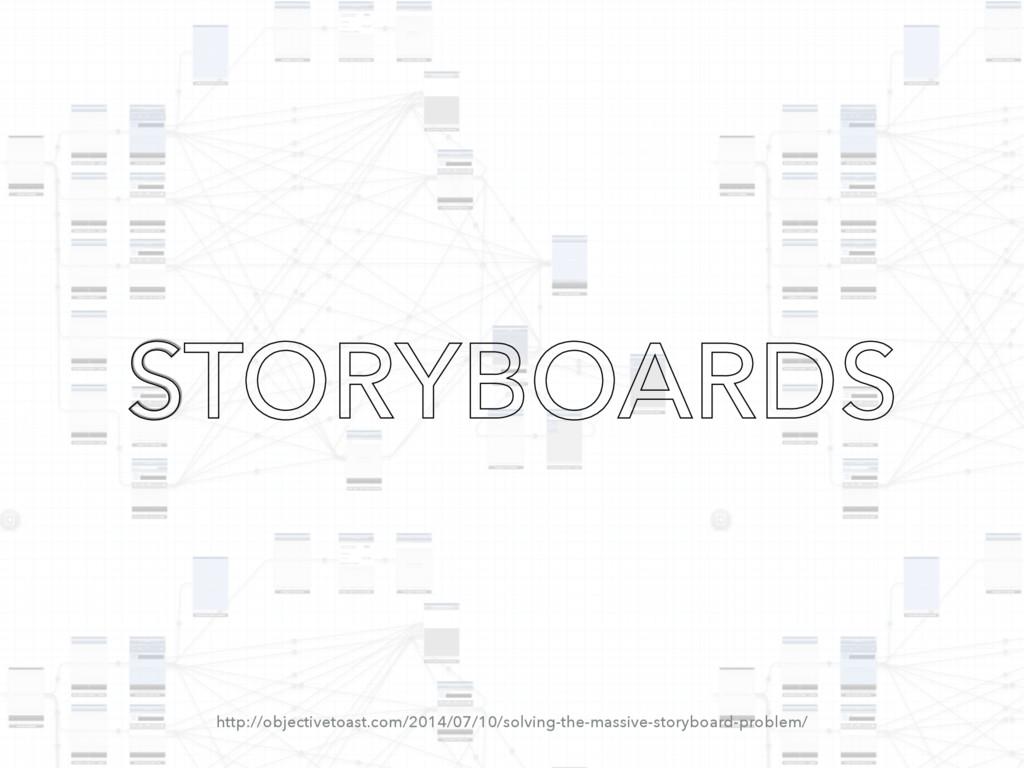STORYBOARDS http://objectivetoast.com/2014/07/1...