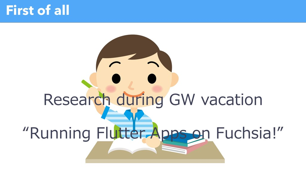 """Research during GW vacation First of all """"Runni..."""