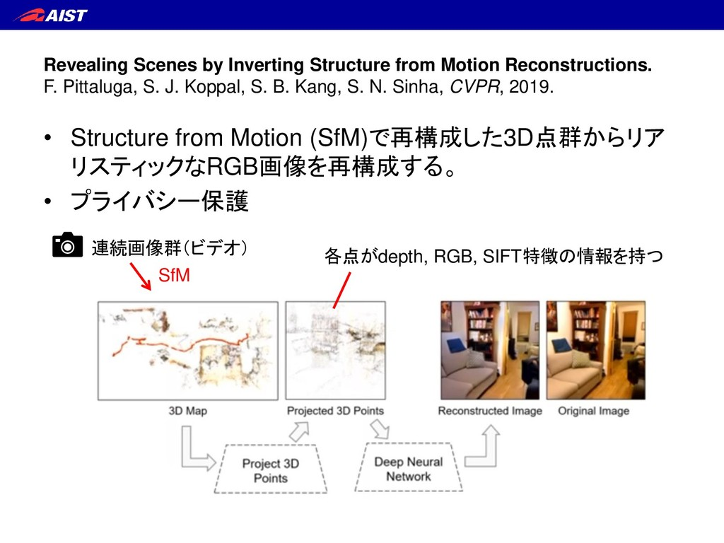 Revealing Scenes by Inverting Structure from Mo...