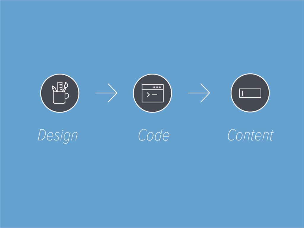 Design Code Content