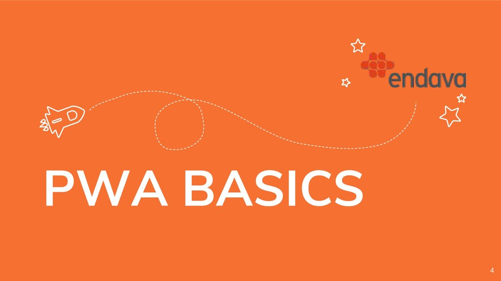 PWA BASICS 4