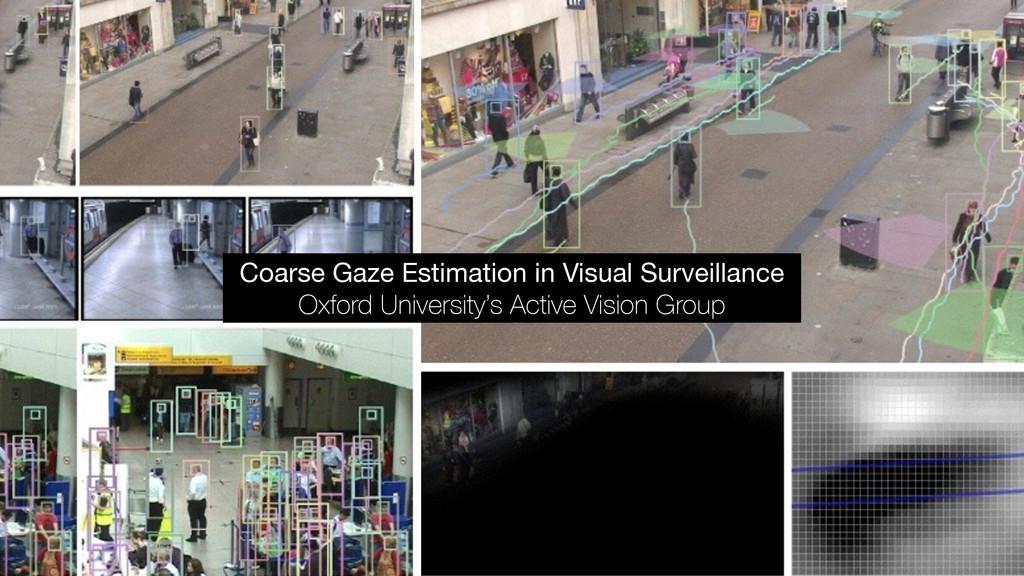 Coarse Gaze Estimation in Visual Surveillance  ...