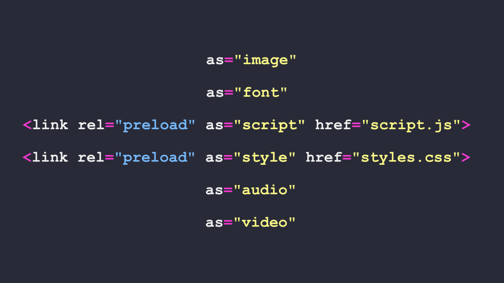 "<link rel=""preload"" as=""script"" href=""script.js..."