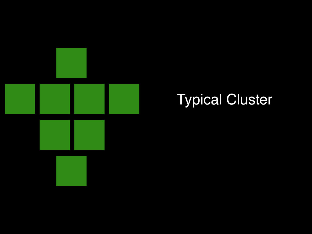 Typical Cluster